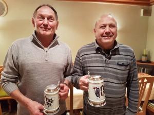 Watterkönige 2018 Alois Zaglmann und Josef Landstorfer